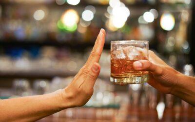 5 Tips om te minderen / stoppen met alcohol